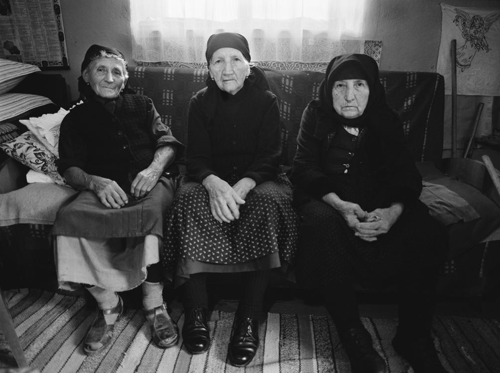 Three Sisters, 2007 © Loredana Nemes
