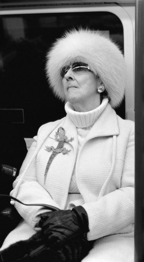 E009, London, Januar 2005 © Loredana Nemes