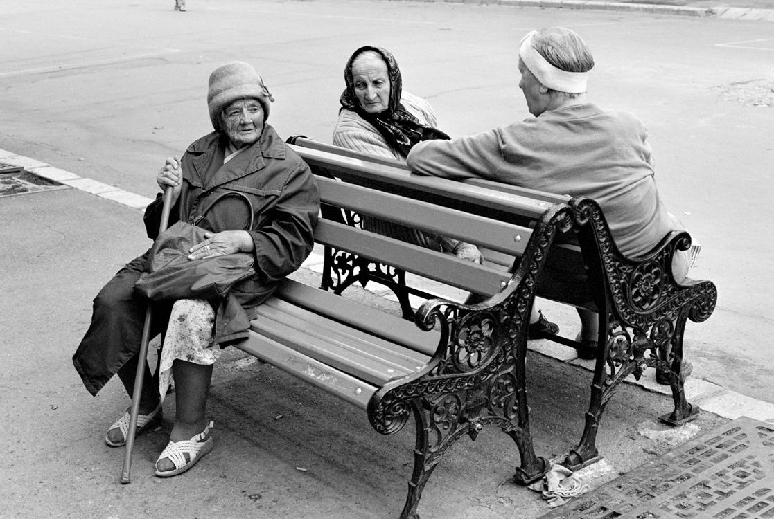 Drei Frauen, 2004 © Loredana Nemes