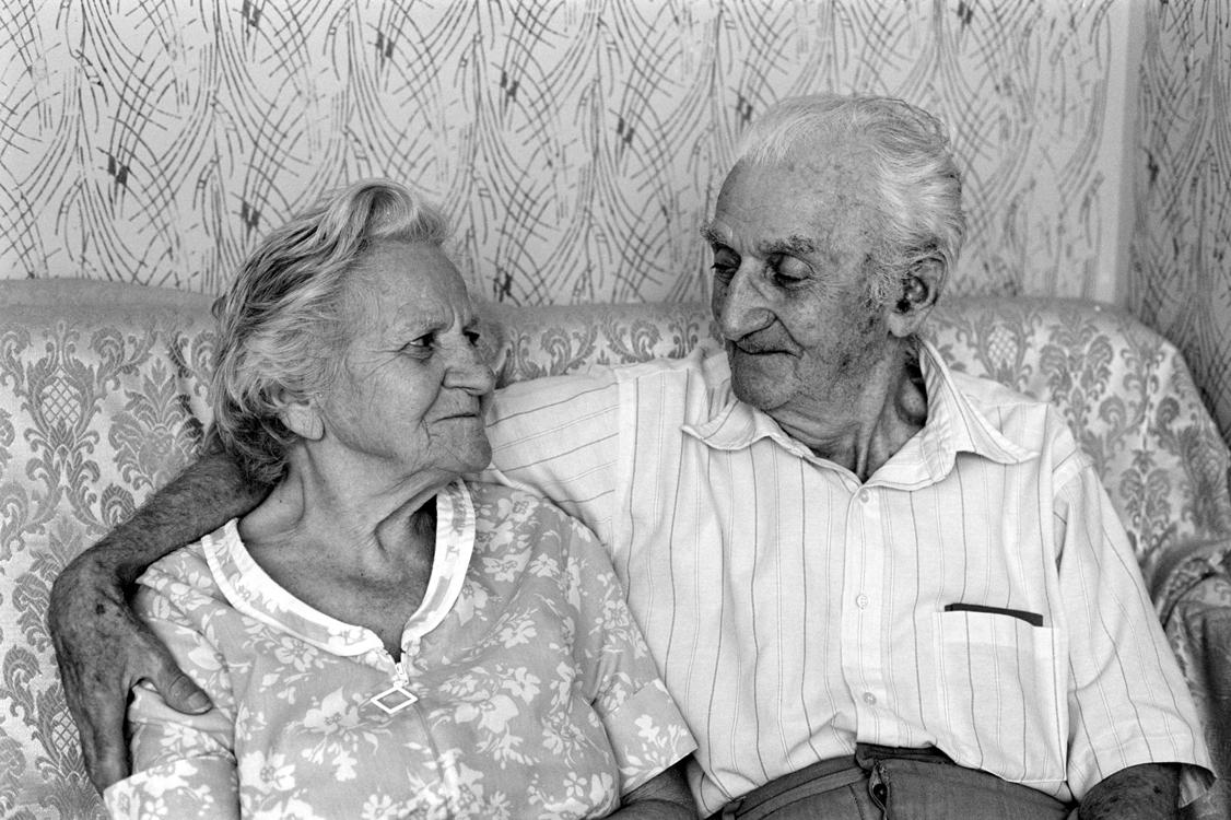 Frau und Herr Francu, 2006 © Loredana Nemes