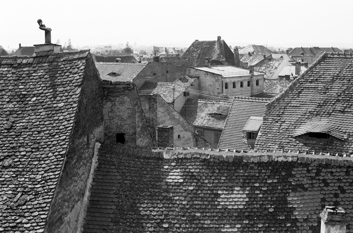 Dächer, 2007 © Loredana Nemes