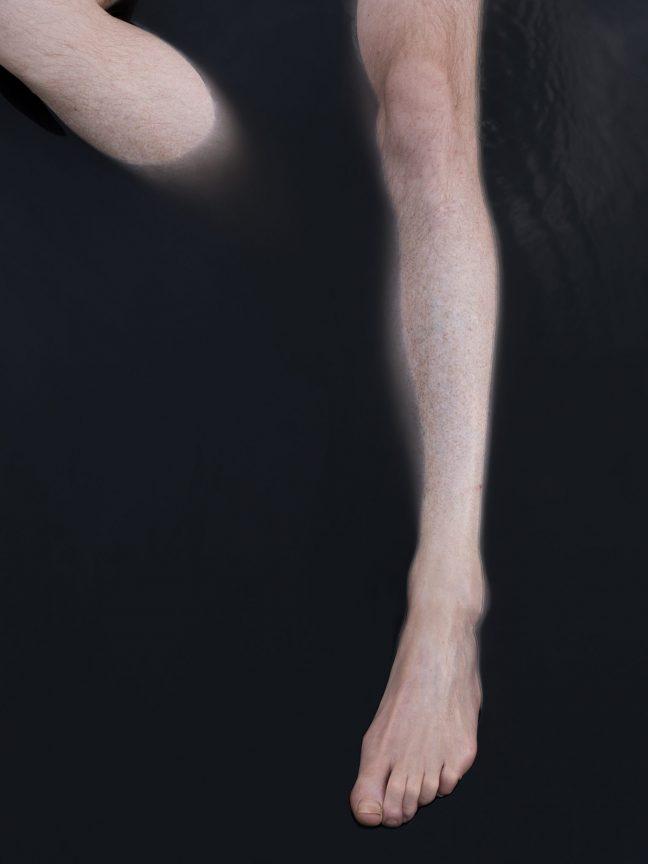 Legs, 2017 © Loredana Nemes