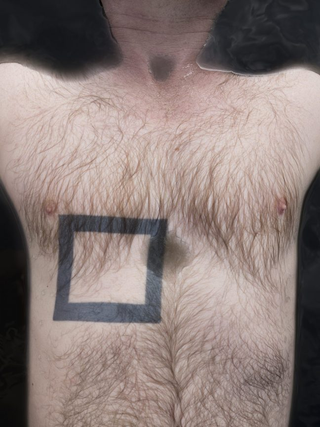 Brustkorb, 2017 © Loredana Nemes